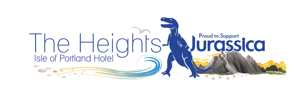 Heights Jurassica Logo Col