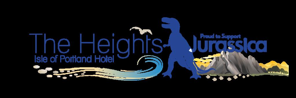 Heights Jurassica Logo Col