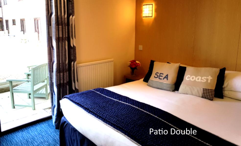 Patio Double Room
