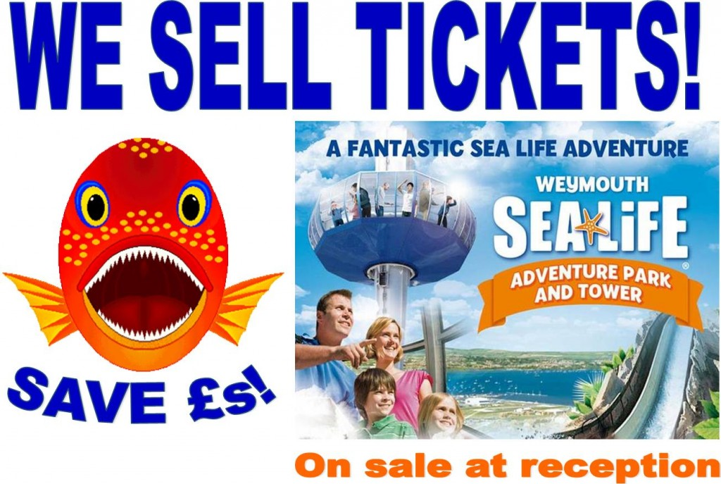 sealife centre tickets